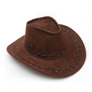 Hot Sale Unisex Denim Adults Cowboy Hats Five Different Choosable Colors - Livingaffiliate