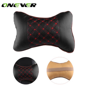1Pcs 28X20CM  Cars Seat Support Cushions Headrest Car Neck Safety Rest - Livingaffiliate