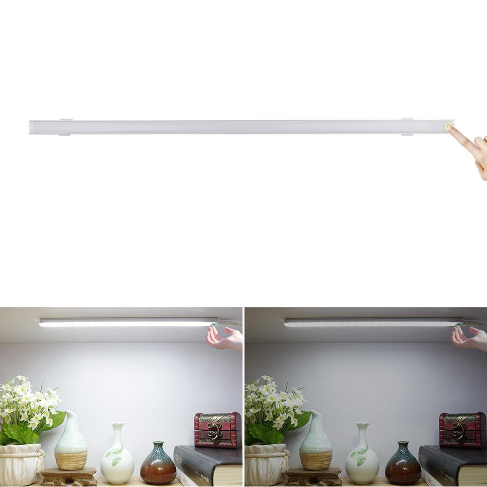 Best 5W Stepless Brightness 40-LED Stick-on Touch Light Push Light LED Night Light with USB Charging for Closets Attics Garages Car Shed Storage Room Camping - Livingaffiliate