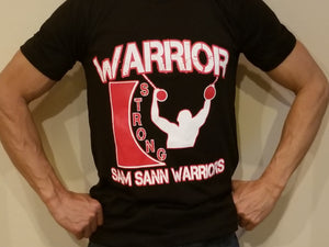 Warrior Strong T-shirt