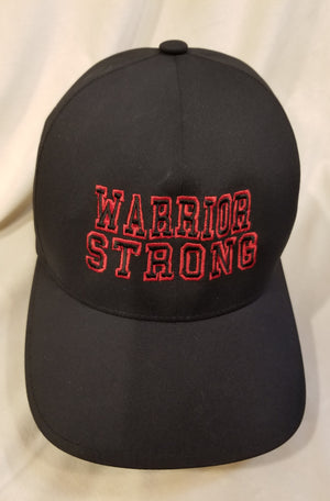 Warrior Strong Stretch Hat