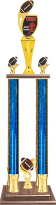 Custom Graphic 4-Column Trophy
