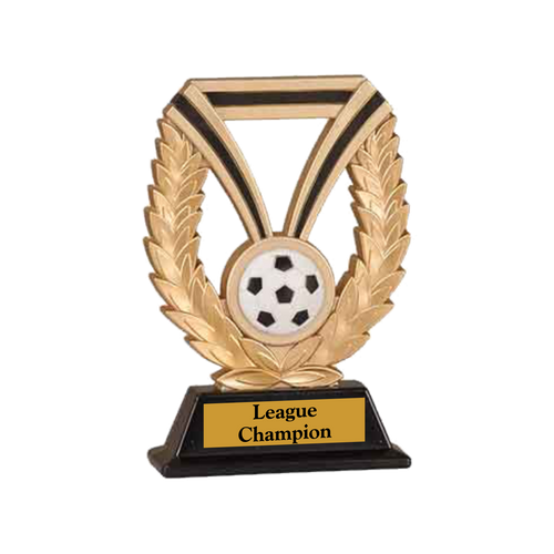 Soccer Dura Resin Award