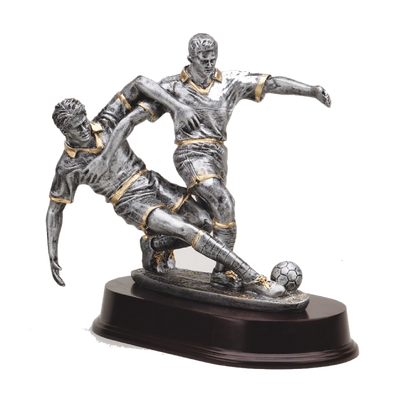 Soccer Double Action Figure