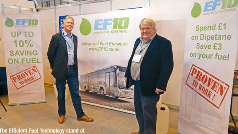 EF10 article by Bus & Coach Buyer Magazine