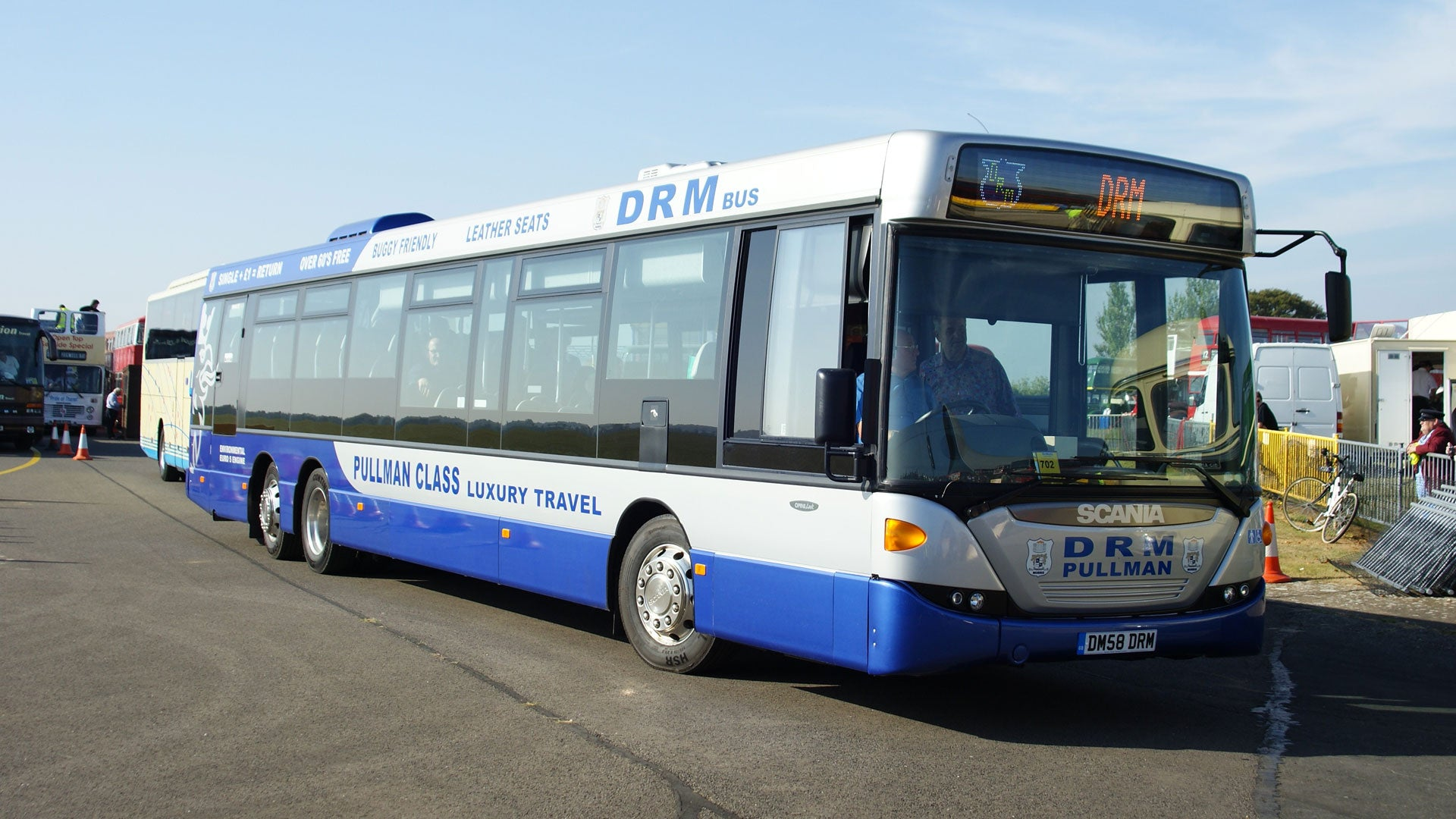 DRM Buses Case study
