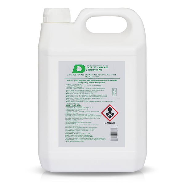Dipetane 5 Litre Fuel Additive