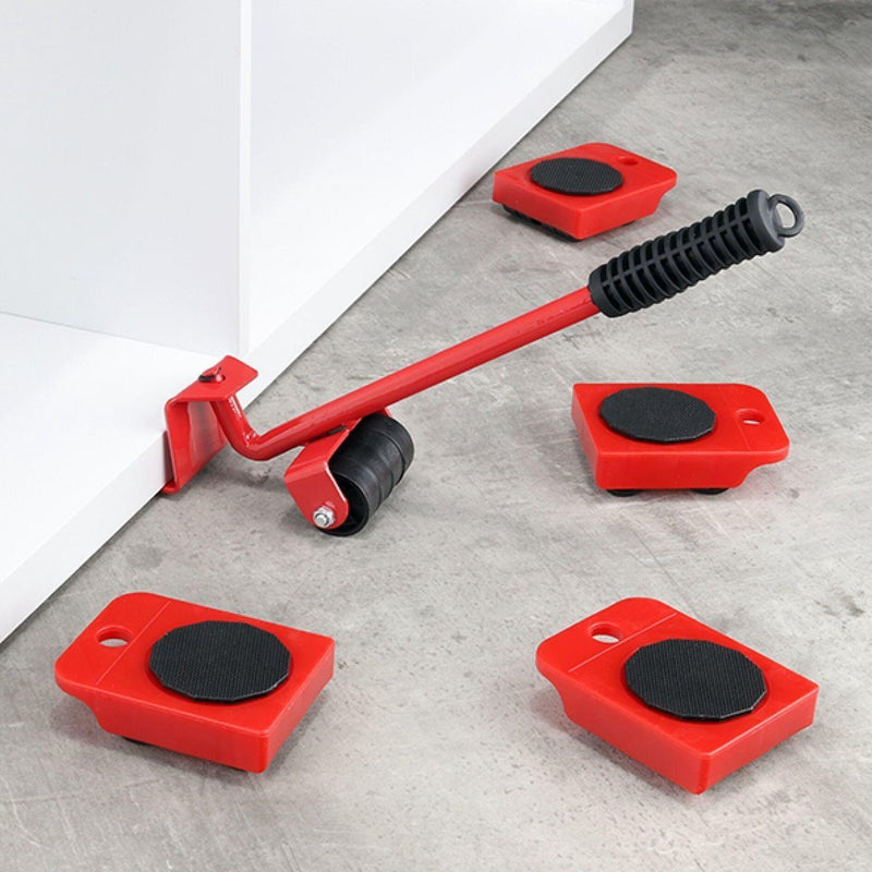 Accesorios para muebles Red Shiftzy™ Hourglassify®