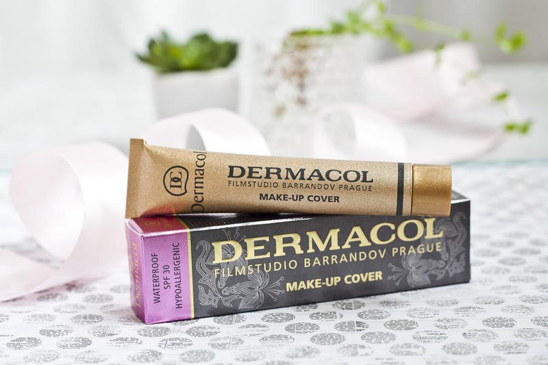 Best Foundation and Concealer Cream for Daily Use - Dermacol Foundation Dermacol Foundation Hourglassify®