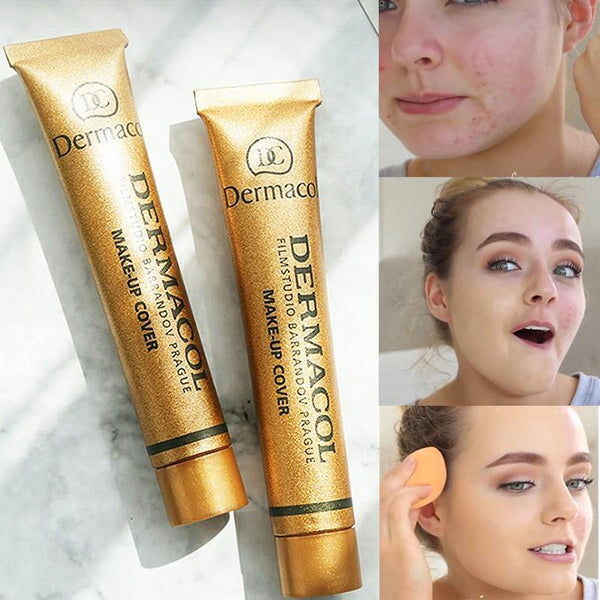 Dermacol Foundation Hourglassify®