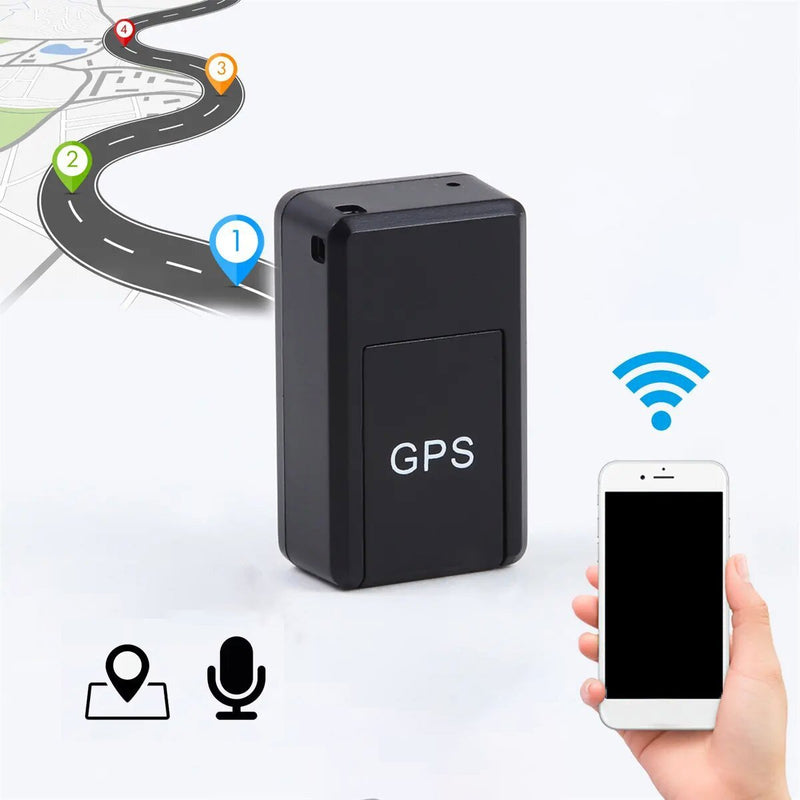 GPS Trackers GPS Tracker Hourglassify®