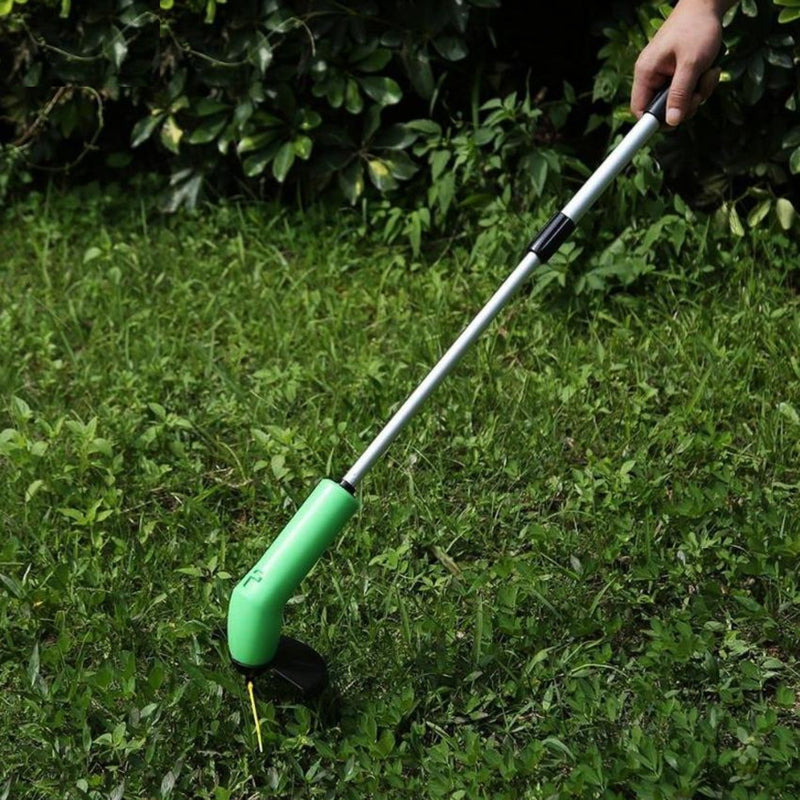 Grass Trimmer Hourglassify®