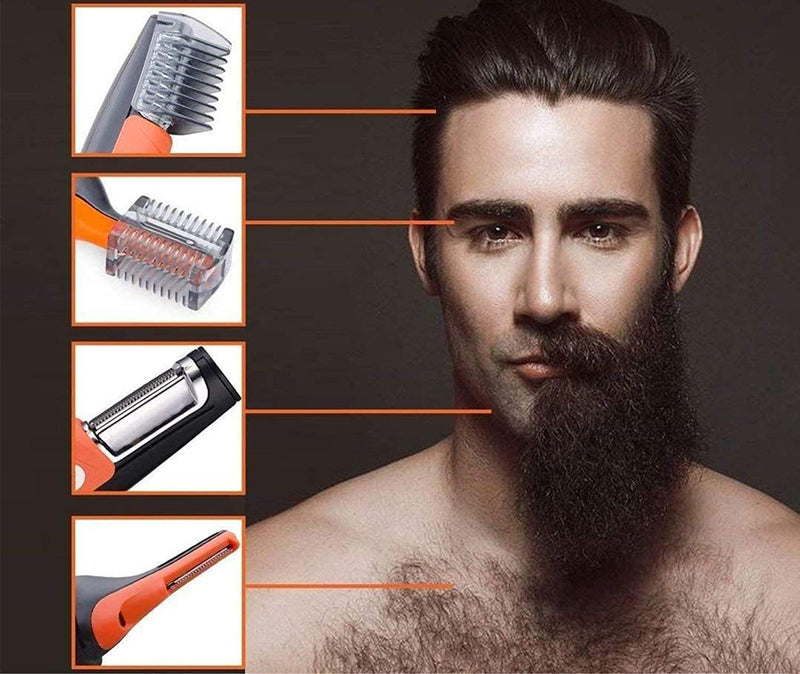 Hair Trimmers Micro Touch Trimmer Hourglassify®