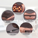 Massage Pillow Intelli-Massage™ Hourglassify®