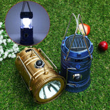 Portable Lanterns Gold Power Lantern Hourglassify®