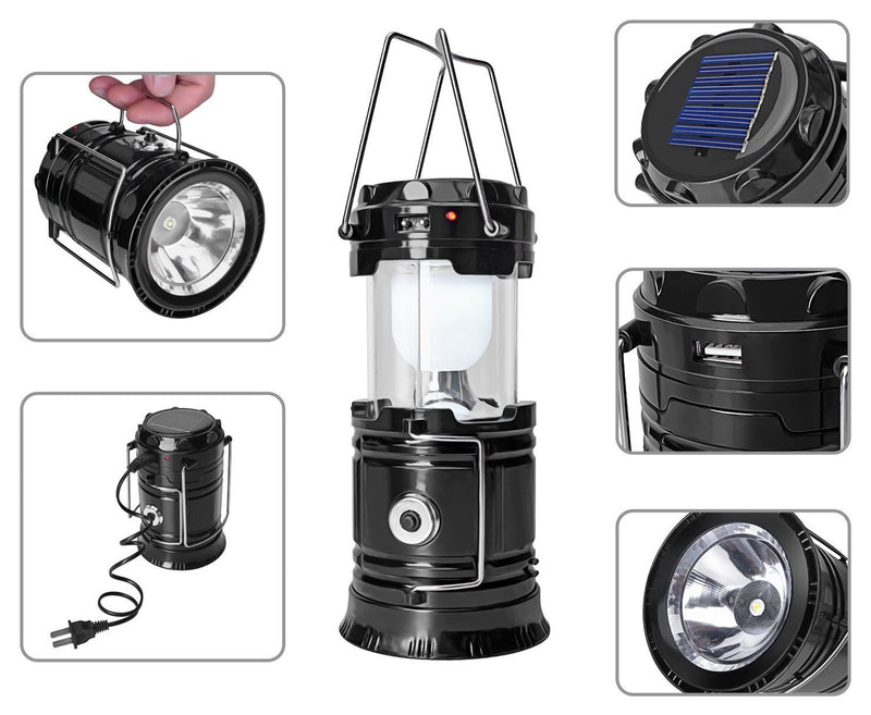 Portable Lanterns Power Lantern Hourglassify®