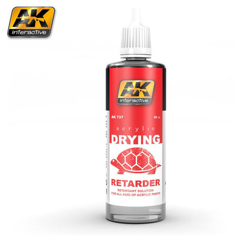 AK Interactive Acrylic Drying Retarder 60ml Bottle