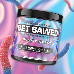 Gummy Worm Flavored Pre-Workout