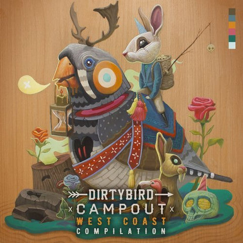 DIRTYBIRD CAMPOUT WEST COAST COMPILATION