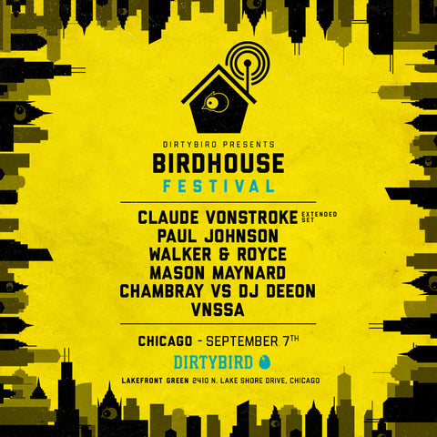 Enjoyable Dirtybird Presents Chicago Sept 7 Dirtybird Store Interior Design Ideas Tzicisoteloinfo