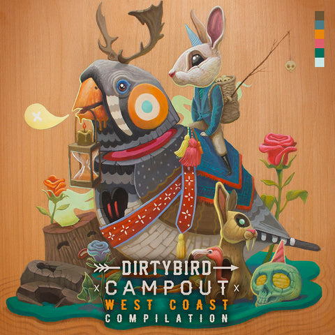 2017 DIRTYBIRD CAMPOUT COMPILATION