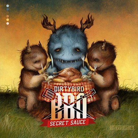 DIRTYBIRD BBQ: SECRET SAUCE