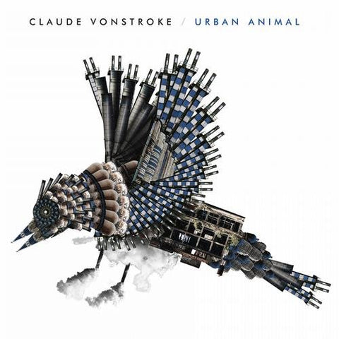 CLAUDE VONSTROKE - URBAN ANIMAL