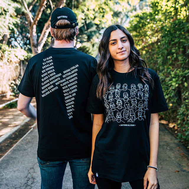2019 Dirtybird All-Stars Tee