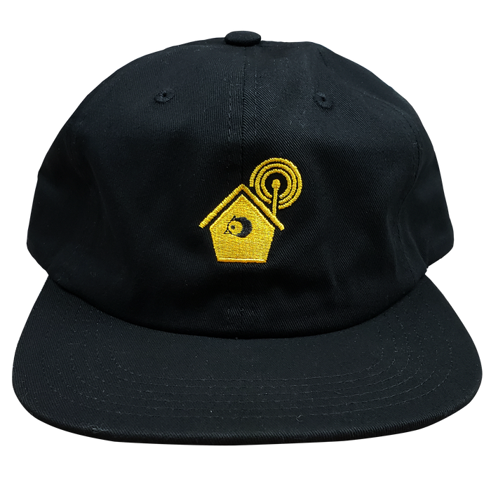 Birdhouse Festival Chicago Flat Brim Dad Hat