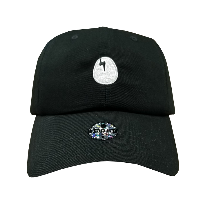 Black Egg Dad Hat