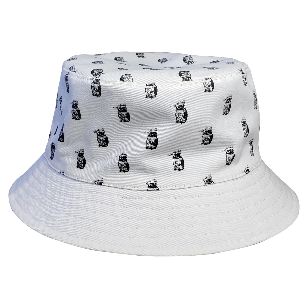 Dirtybird Campout West 2019 Reversible Bucket Hat (PRE-ORDER)