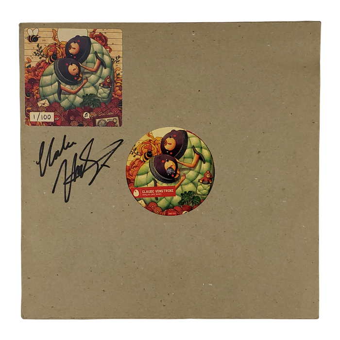 Claude VonStroke: Walay (My Bae) Limited Edition Signed Vinyl (PRE-ORDER)