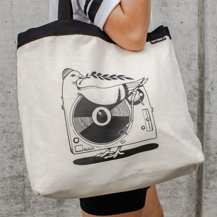 Jeremy Fish Canvas Tote