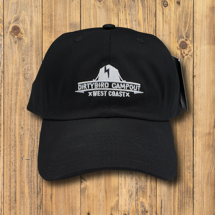 Dirtybird Campout West Dad Hat