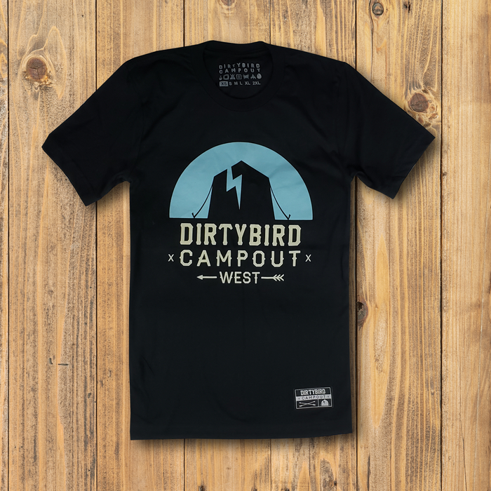 Dirtybird Campout West 2018 Lineup T-Shirt