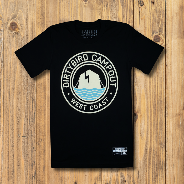 Dirtybird Campout West 2018 Official T-Shirt