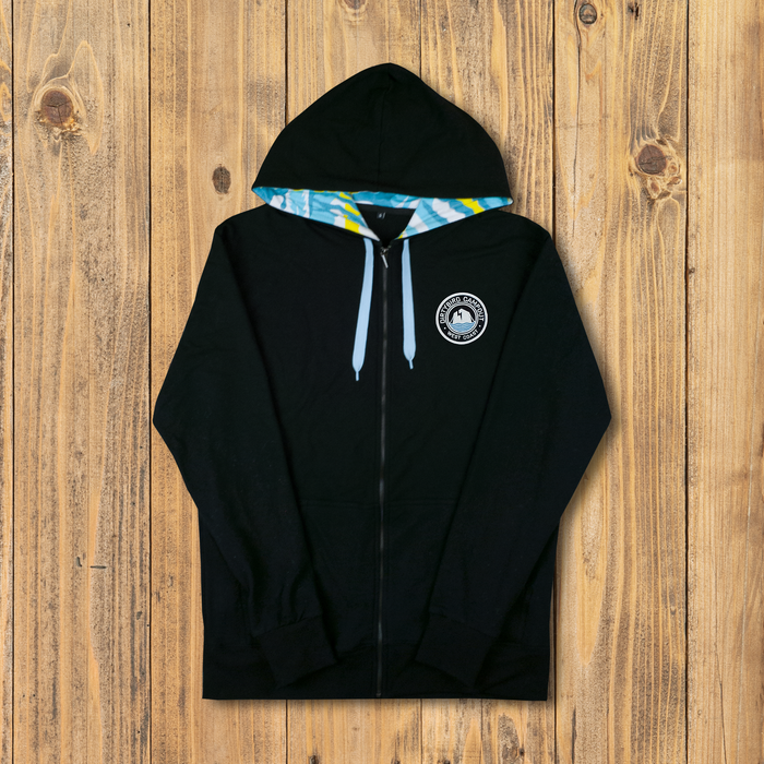 Dirtybird Campout West 2018 Official Zip-Up Hoodie