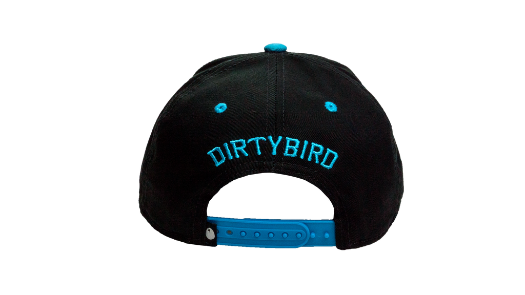 Rubber Egg Flat Brim Hat