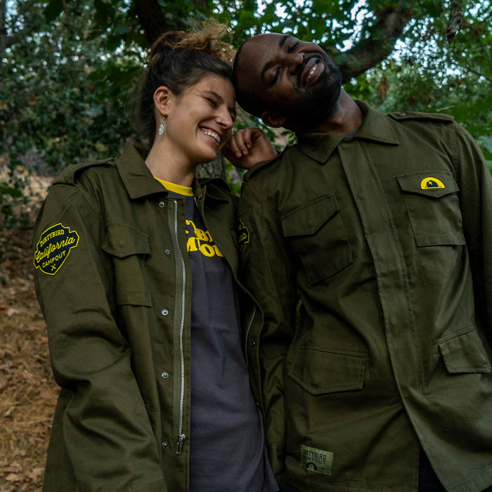 Dirtybird Campout West M-65 Jacket