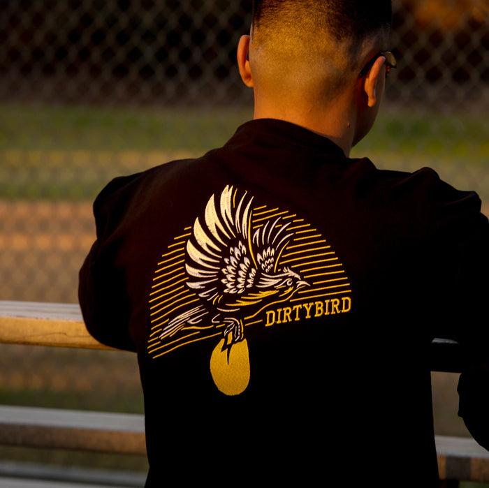 Dirtybird Embroidered Sweatshirt