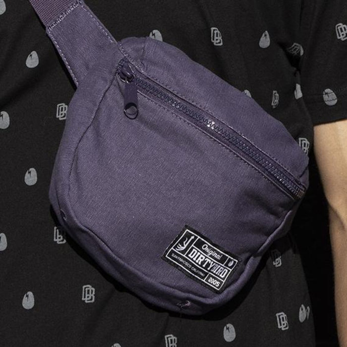 Dirtybird Purple Fanny Pack