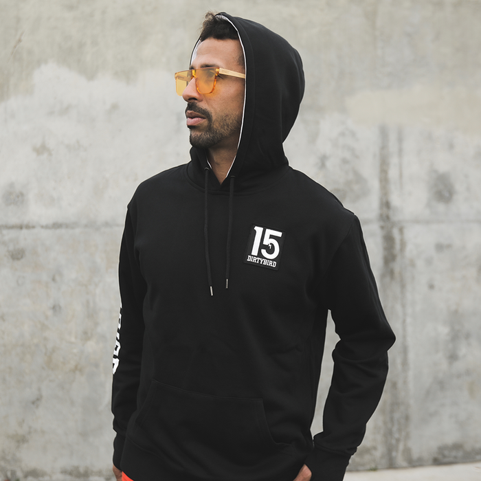 Dirtybird 15-Year Vintage DB003 Men's Hoodie
