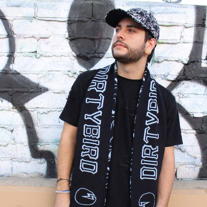Ghost Camo Reversible Scarf