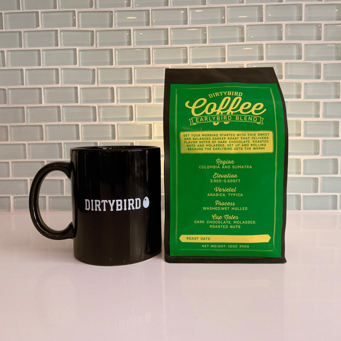 Dirtybird Coffee Monthly Subscription