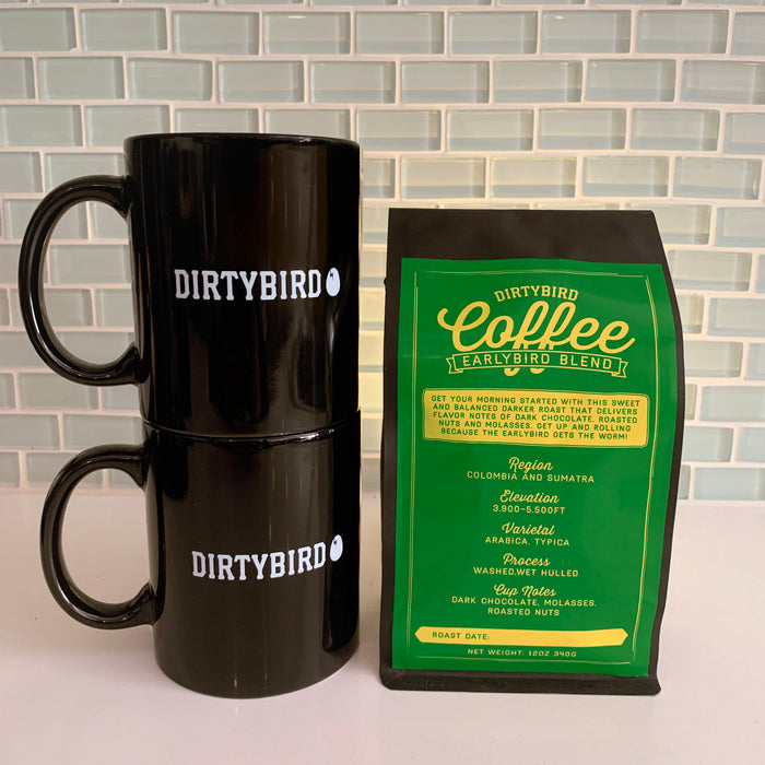 Dirtybird Coffee Annual Subscription