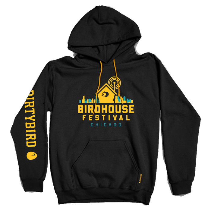 Birdhouse Festival Chicago 2019 Pullover Hoodie (PRE-ORDER)