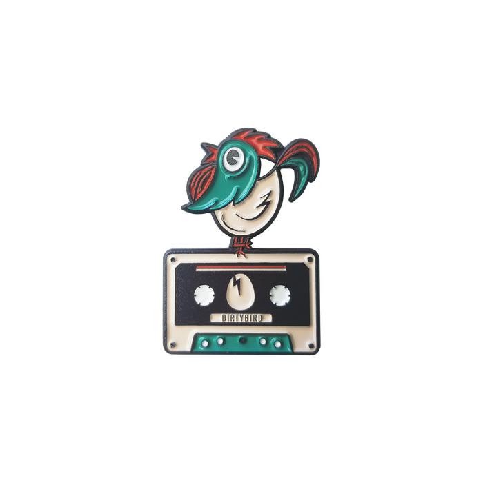Dirtybird Cassette Pin