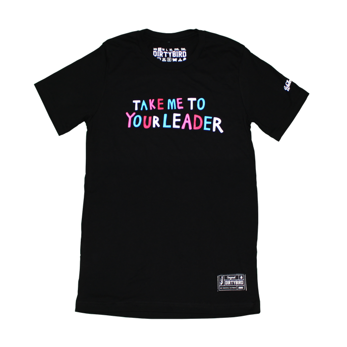 "Walker & Royce ""Take Me To Your Leader"" T-Shirt"