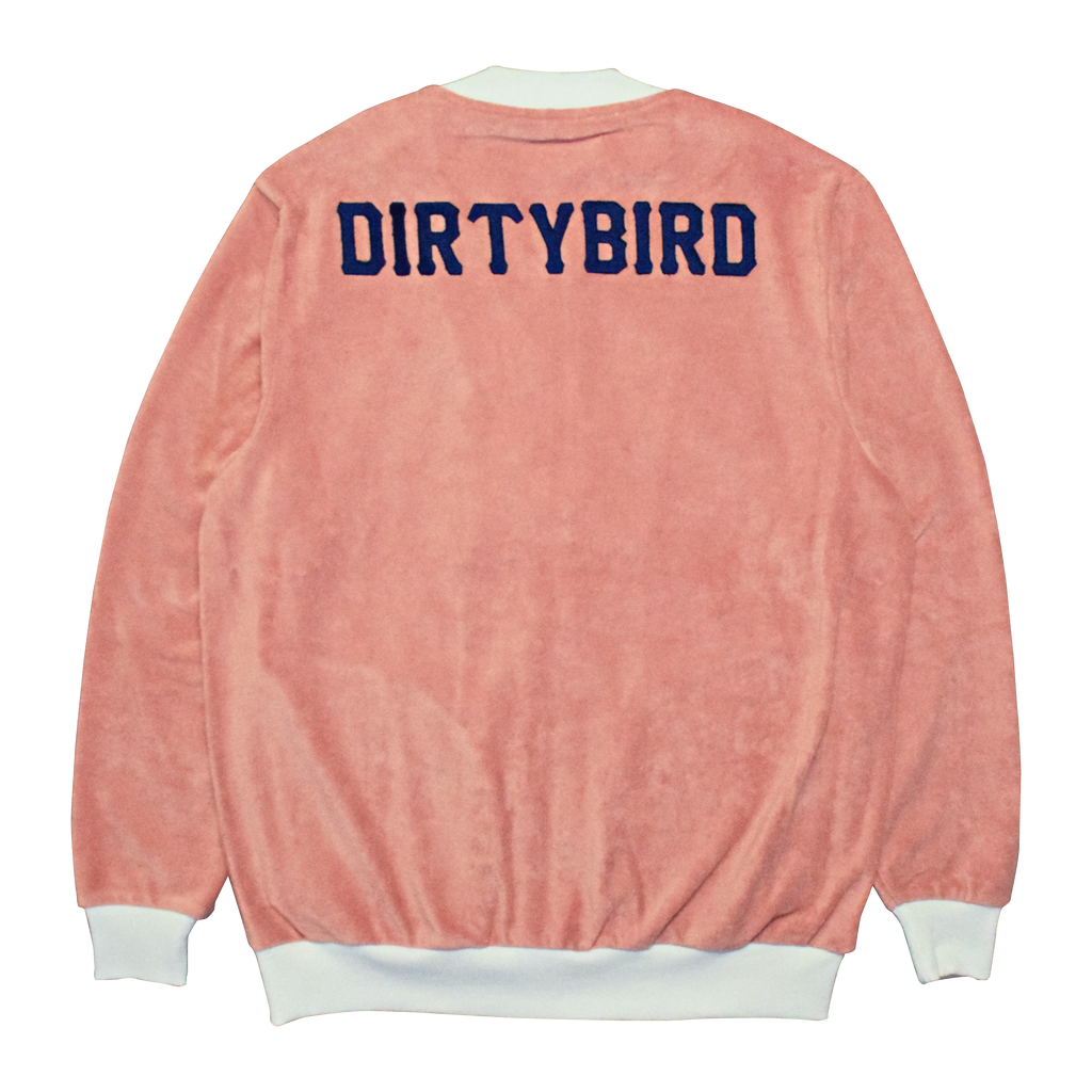 Dirtybird Tennis Terrycloth Jacket