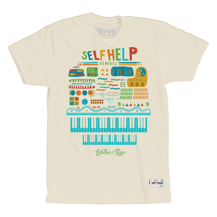 "Walker & Royce ""Self-Help"" Remixes T-Shirt"